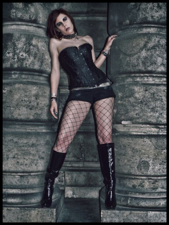 O+A Photography  #alt model #gothic #alternative #underground #budapest #O+A photography