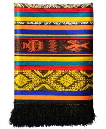 Belle nappes d'équateur, sur boutique art inca.com  VENDU