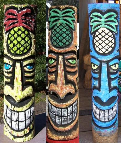 1000 Images About Halloween Freaky Tiki Exile Island On
