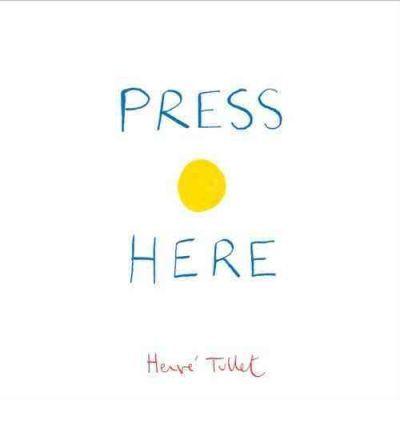Press Here (Hardback)