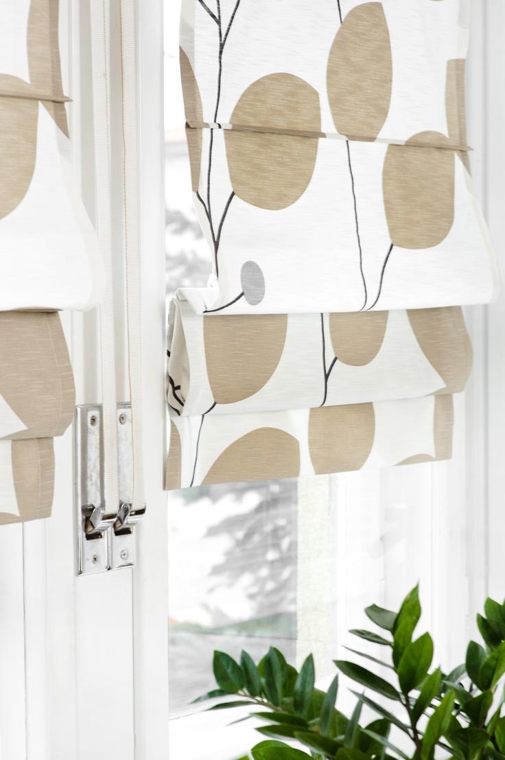 © stylus.pl   #home #inspiration #curtain #decor