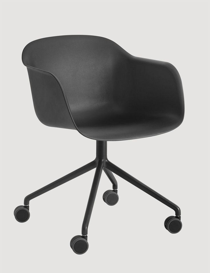 FIBER ARMCHAIR - Modern Scandinavian Design Shell Chair by Muuto - Muuto