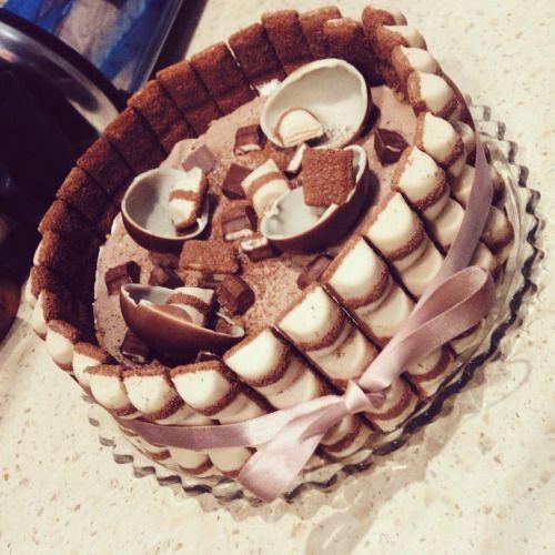 Kinder Bueno Cake Google Search Irresistible