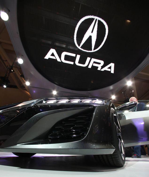 #Acura Concept Car 2013 #CIAS