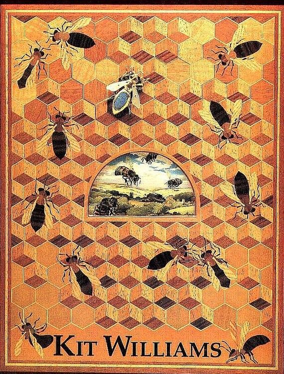 KIT WILLIAMS  Bee on the Comb 1984