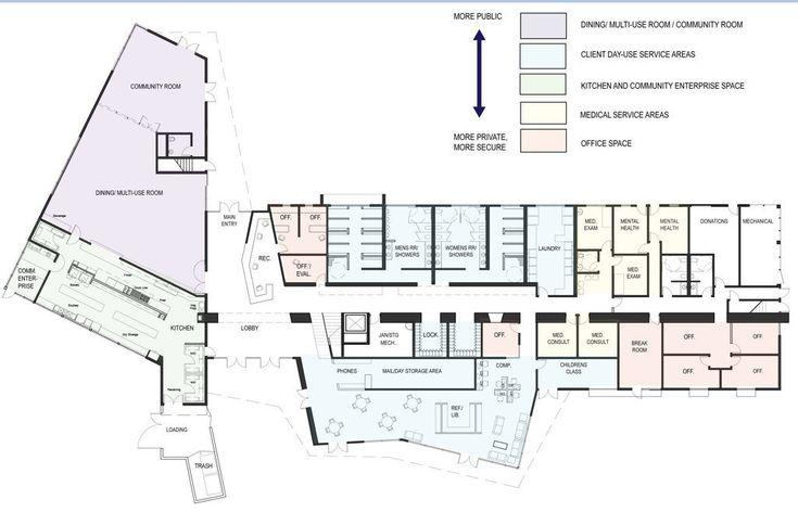 Gallery of Design for Homeless Shelter in San Luis Obispo Awarded - 12
