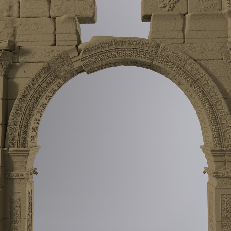 Arch of Triumph , Eder de Souza on ArtStation at https://www.artstation.com/artwork/vZz6E
