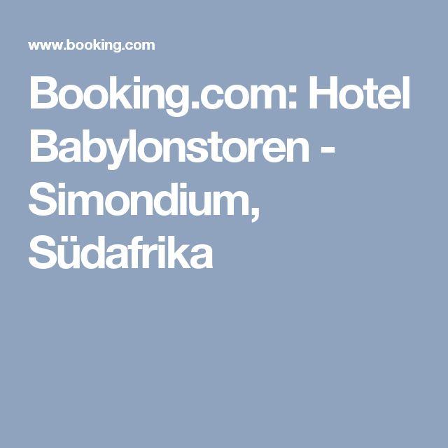 Booking.com: Hotel Babylonstoren - Simondium, Südafrika