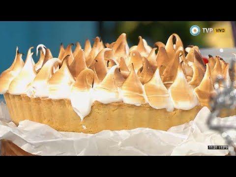 Encontrá los ingredientes y procedimientos de la receta Lemon Pie en 5 pasos en http://www.cocinerosargentinos.com/recetas/16/922/Dulces/Lemon-Pie-clsico.htm...