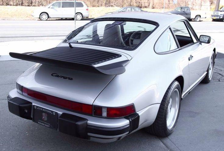 1989 Porsche 911 25th Anniversary Coupe, $69,985, Nov. 2017