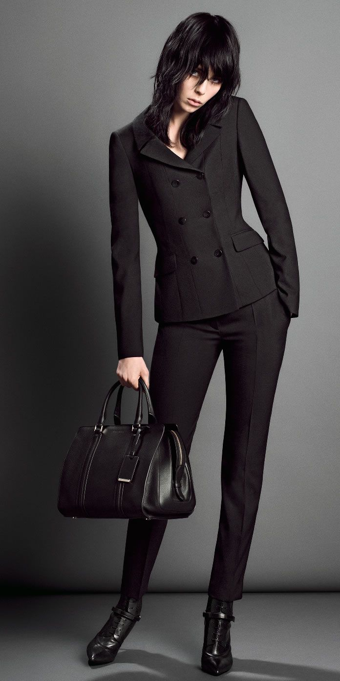 Hugo Boss suited up
