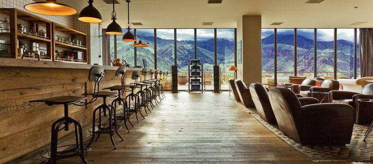 Hotel interior design |  Rooms Hotel Kazbegi | Stepantsminda | Georgia