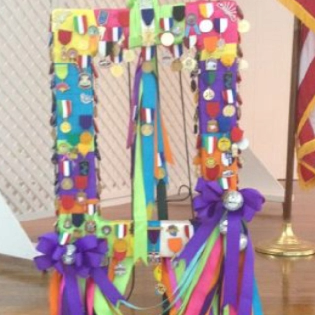 Battle Of Flowers Art Cover Contest For The 2012 Band Festival At The Dan Antonio  Garden Center. Pictured Are Past Fiesta San Antonio Medals | Pinterest ...