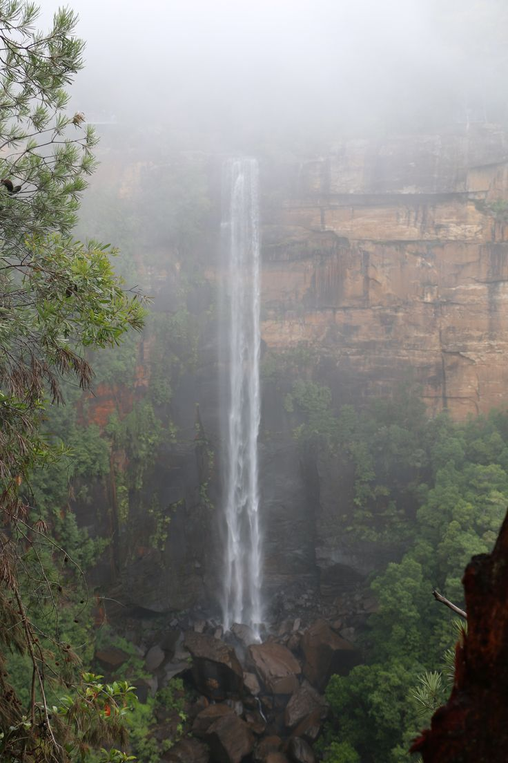 Fitzroy falls NSW 2015