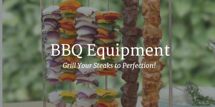 Planning a #BBQ soon? Why not try these BBQ Equipments! http://thegadgetflow.com/portfolio/category/bbq-barbecue-equipment/?utm_content=bufferad2dc&utm_medium=pinterest&utm_source=pinterest.com&utm_campaign=buffer #backpacking #camping
