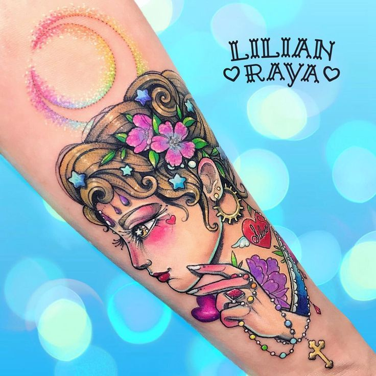 Jessi Lawson Artist I Love The Bright Colors: Pin By Xiyeon Cherry On TATTOOS I LOVE