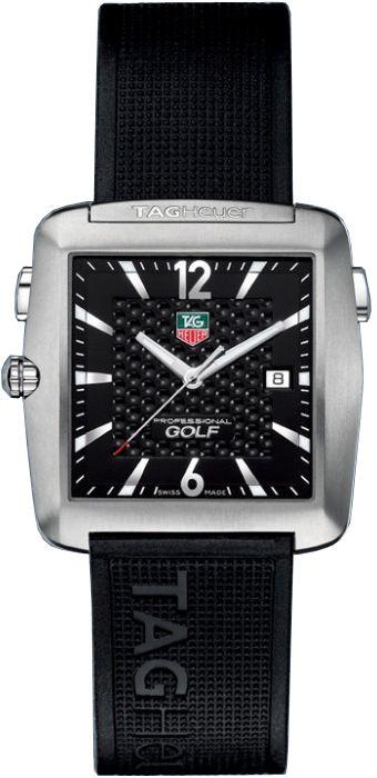 WAE1111.FT6004  TAG Heuer Golf Tiger Woods Professional