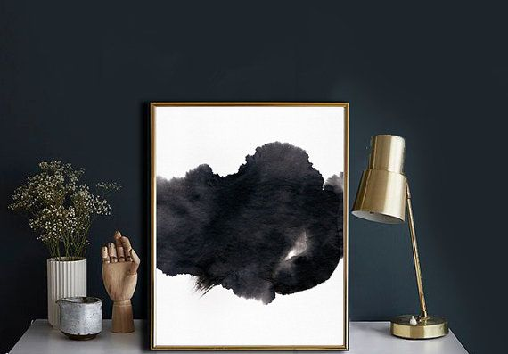 Abstract Painting Art Print printable Art by CelinePrintables