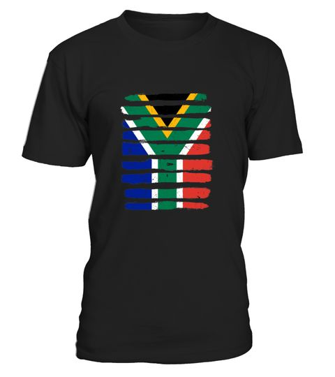 # South Africa Flag grunge style Shirt-Pe .  South Africa Flag grunge style Shirt, Perfect gifts for South African