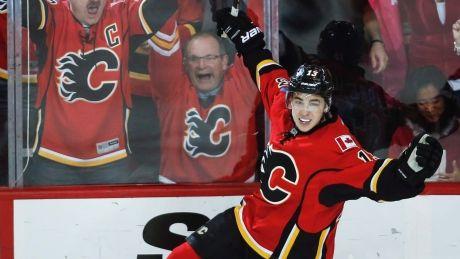Calgary Flames GM Brad Treliving discusses Johnny Gaudreau contract