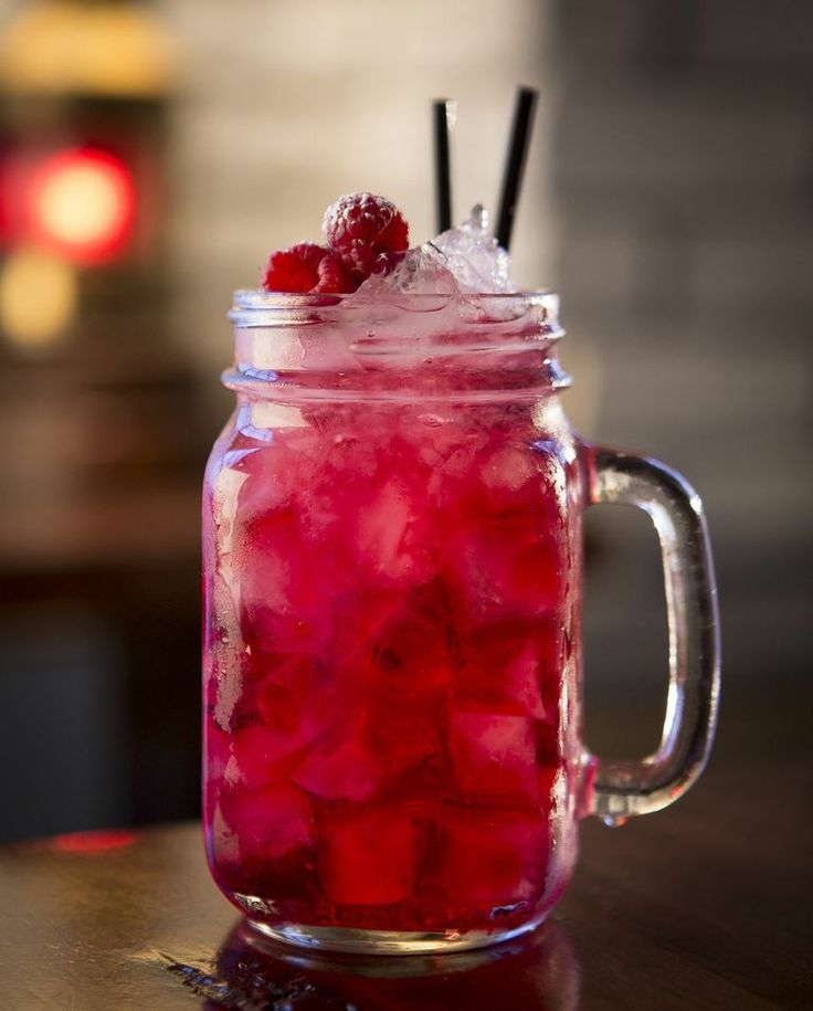 Very Berry Cocktail