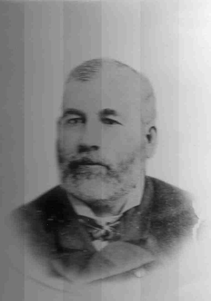 Lawrence Clarke, Chief Factor at Fort Carlton and member of the Territorial Council.