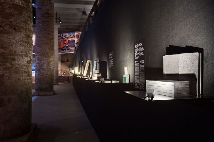 Eyelet by i-LèD collection  Let's talk about garbage  #Biennale #Arsenale #Venice #Architecture