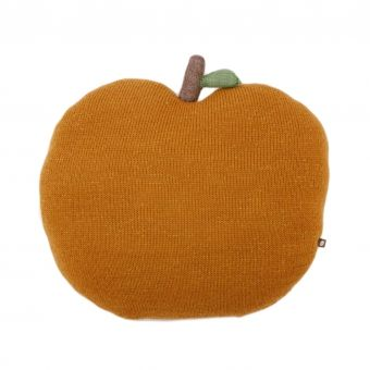 Coussin Pomme Or