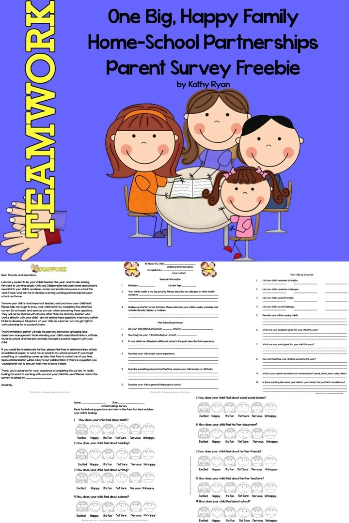 the benefits of strong home school partnerships Home/school partnerships family involvement plays a key role in helping students succeed in school and in building a sense of pride in the school community we are here to help build strong partnerships among home, school, and the community.