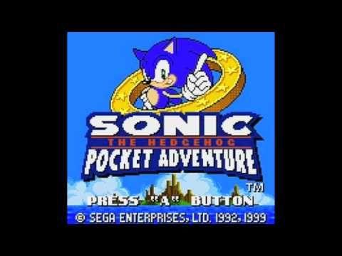 Sonic Pocket Adventure Music: Secret Plant Zone Act 1 - YouTube