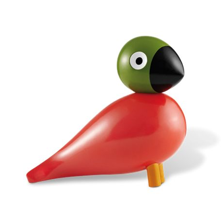 Pop is named after a Danish soda water called Soda Pop, which was the only thing Kay Bojesen ever drank. #kaybojesen #bird #pop www.kaybojesen-denmark.dk