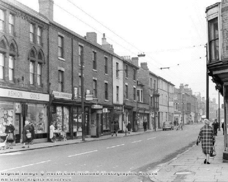 by Frank E Earp  An abiding memory from my childhood is shopping expeditions to Hyson Green, with my mother and grandmother. 'The Green' was – and still is – one of the best shopping areas in Notti…