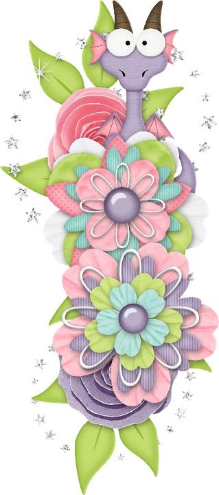 ¡ Llegó la Primavera ! Grupo ilustraciones Primavera   dibujos infantiles