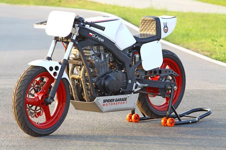 Suzuki gs500 WMPPC