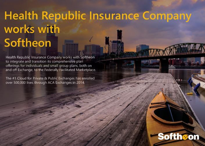 We could not be more excited to partner with Health Republic Insurance Company!