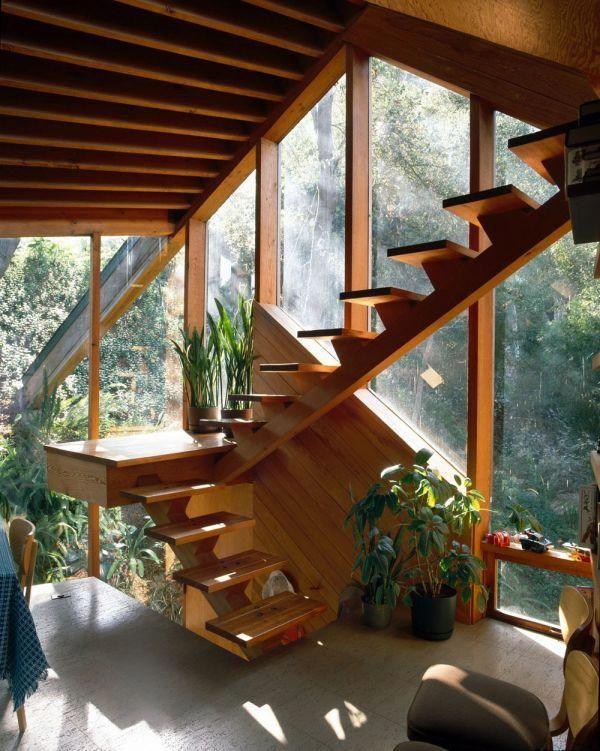 John Lautner Walstrom House Los Angeles 1969