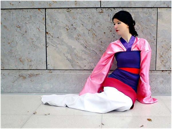 19 best Cosplay ideas: Ling, Chien-Po, and Yao from Mulan ...