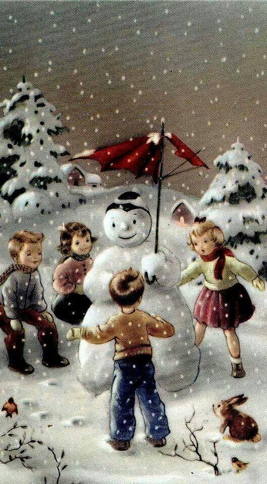 vintage Christmas!! Love it!