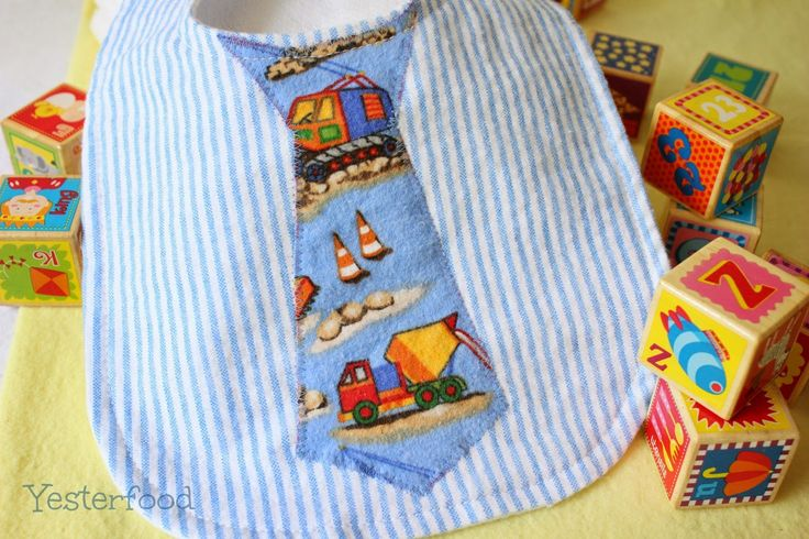 Threading My Way: Free Baby Bib Patterns, Tutorials and Ideas...