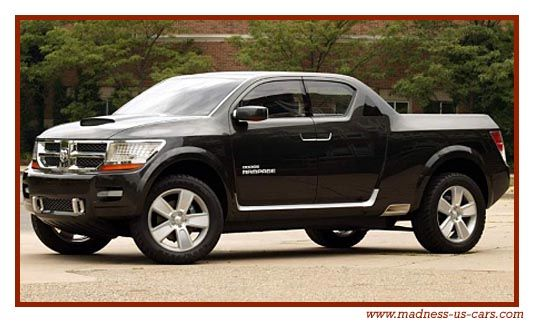 Dodge Rampage Concept |