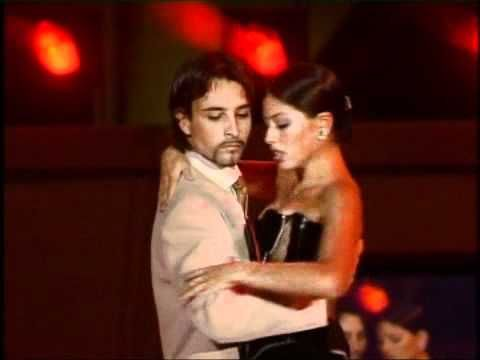 GERALDIN ROJAS e JAVIER RODRIGUEZ - Tango in Music World - YouTube
