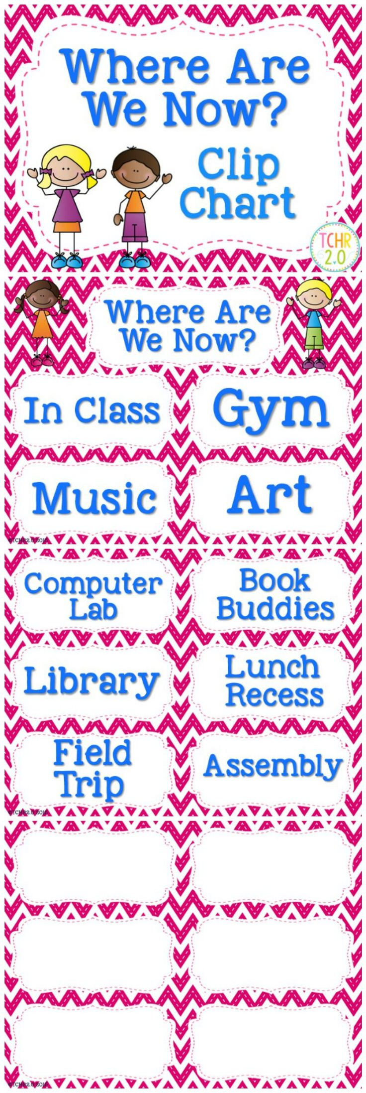 Let others in your school community know what your class is up to. Just post this outside your classroom and mark your location with a clip. This includes a blank editable page in case you need to change something. Font is KG Next to Me Solid.