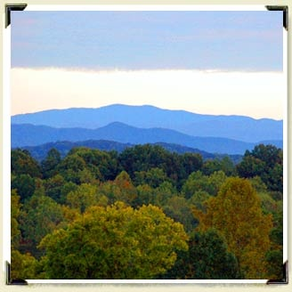 Great Smoky Mountains, East Tennessee