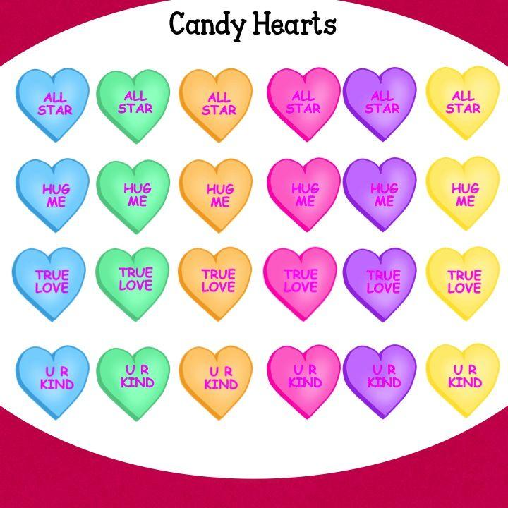 free clip art conversation hearts - photo #9