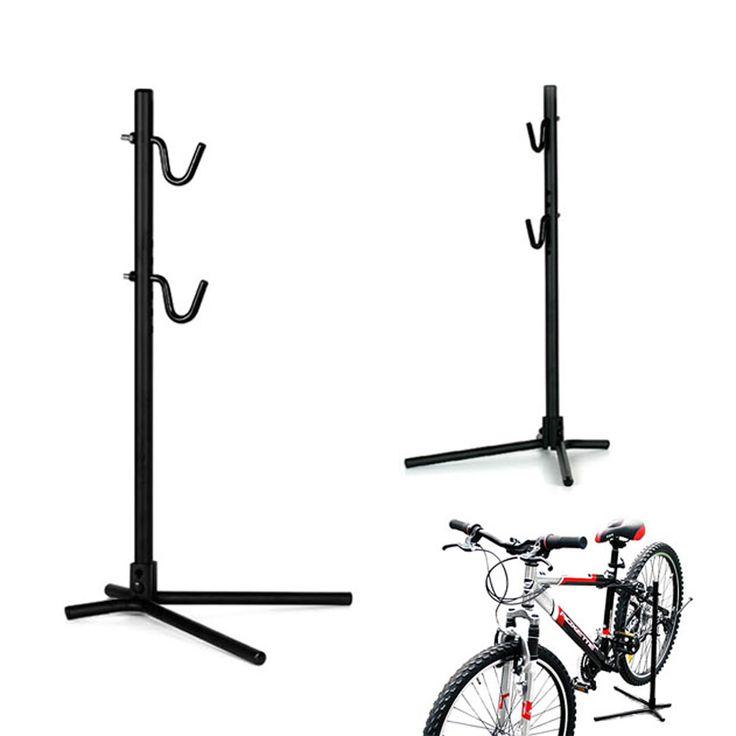 Altura Ajustable de La Bicicleta Trasero Stay Bracket Soporte Holder ...