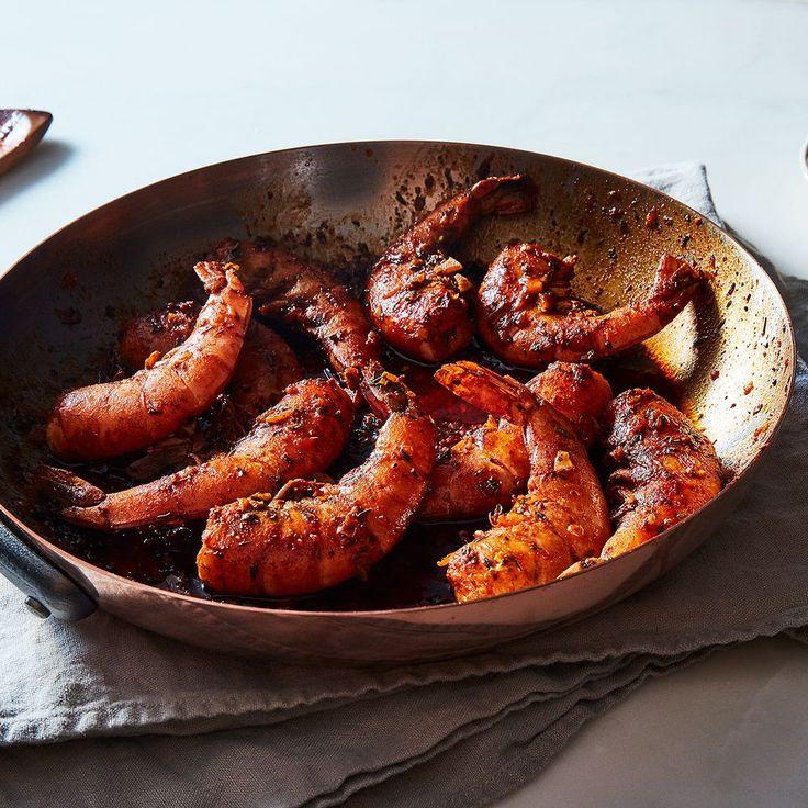 Flamin' Cajun Shrimp Recipe on Food52 Serves 2-4 1teaspoon sweet ...