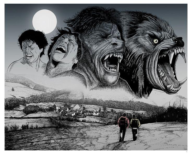 """""""Beware the Moon"""" by Mark Chilcott"""