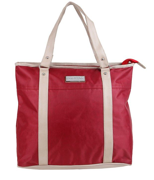 Loved it: Lino Perros LWHB01698RED Red Shoulder Bags, http://www.snapdeal.com/product/lino-perros-lwhb01698red-red-shoulder/1000966865