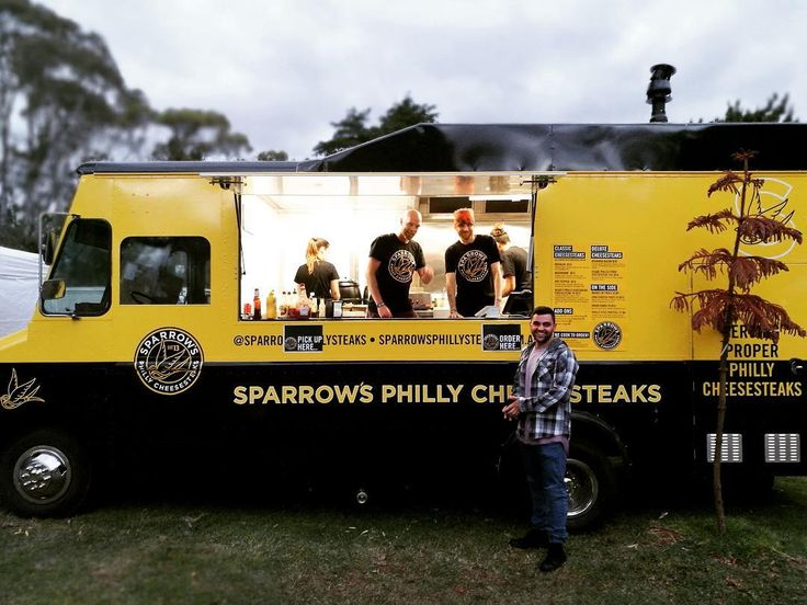 The Sparrow's truck will be at @welcometothornbury tonight, Tuesday 3rd Jan from 5pm - 9.30pm, come down! 🐦🚚🍻 #sparrowsphillysteaks #sparrowsphillycheesesteaks #foodtruck
