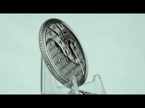 Patek Philippe & Co Platinum With Diamonds